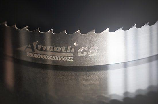 стрічкова (ленточная) пила ( полотно) Armoth CS